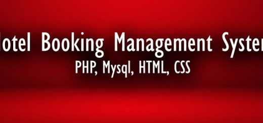 Hotel Booking Management System