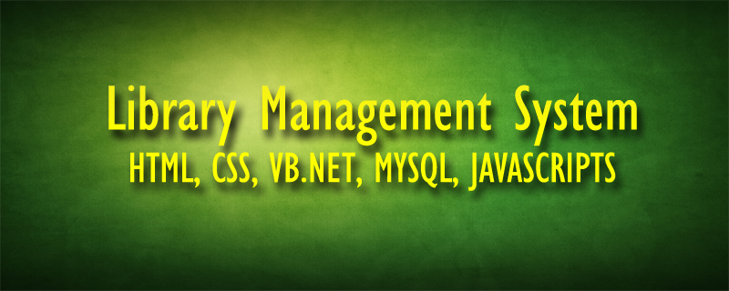 Library Management System,