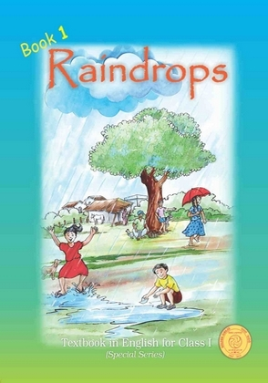 Download NCERT Books For Class 1 - English (Raindrops)