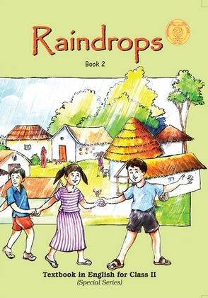 Download NCERT Books For Class 2 - English (Raindrops)